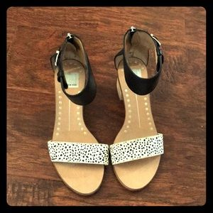 Dolce Vita sandals with real calf skin